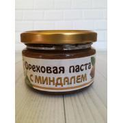 Ореховая паста с миндалем 200гр