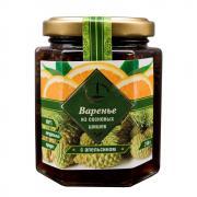 Варенье из сосновой шишки с апельсином 240 гр