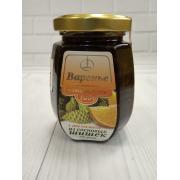 Варенье из сосновой шишки с апельсиновыми цукатами  250гр