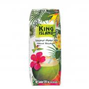 Вода кокосовая без сахара 250 мл