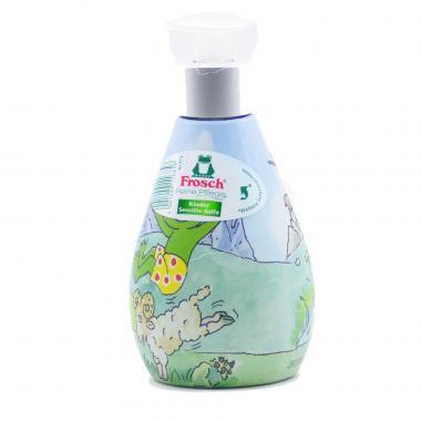 Frosch детское ухаживающее жидкое мыло для рук, 300мл