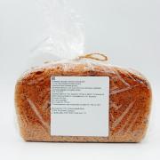 """Хлеб """"Безглютеновый """" (из пророщенной зеленой гречки) 350 гр"""
