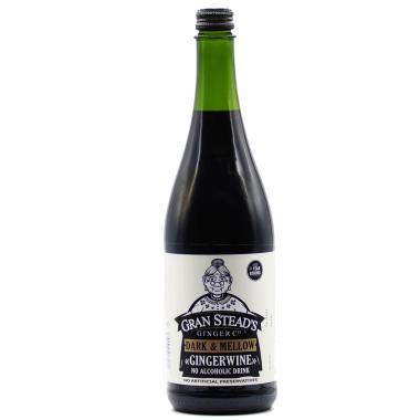 """Вино безалкогольное имбирное """"Gran Stead's Ginger"""" мягкое. 750 мл"""