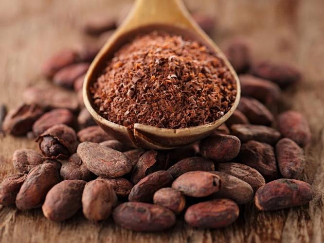Чем так полезны какао-бобы