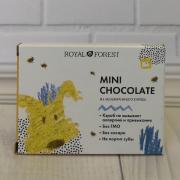 Mini chocolate из необжаренного кэроба  30гр