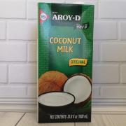 """Кокосовое молоко """"AROY-D"""",1л(Tetra Pak)"""