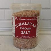 Пищевая гималайская красная сольHPCSalt 482 гр(17oz)(средний помол,1-2 мм)