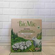 Bio-Total Экологичные таблетки д/посудомоечной машины 7в1 с эфирн маслом эвкалипта БиоМио/30шт(600г)(BioMio)