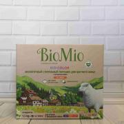 Bio-Color Эколог.стир.порошок д/цветного белья с экстр.хлопка.Концентрат.Без запаха/1,500гр(BioMio)