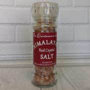Пищевая гималайская красная сольHPCSalt,Мельничка 120гр