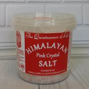 Пищевая гималайская розовая соль HPCSalt 284гр(10oz)(средний помол,1-2мм)