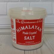 Пищевая гималайская розовая соль HPCSalt 284гр(10oz)(мелкий помол, 0,7-1мм)