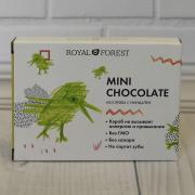 Mini chocolate из кэроба с миндалем,30гр
