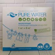 Cтиральный порошок концентрат Pure water.1000г