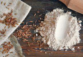 Рисовая мука: состав, калорийность, рецепты